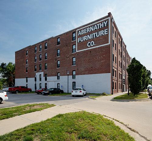 Attirant Abernathy Lofts