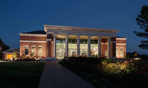 Pryor Learning Commons