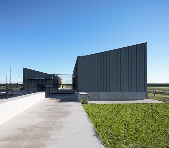 FHSU Track + Field Facility