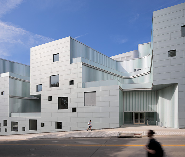 Visual Arts Building, University of Iowa
