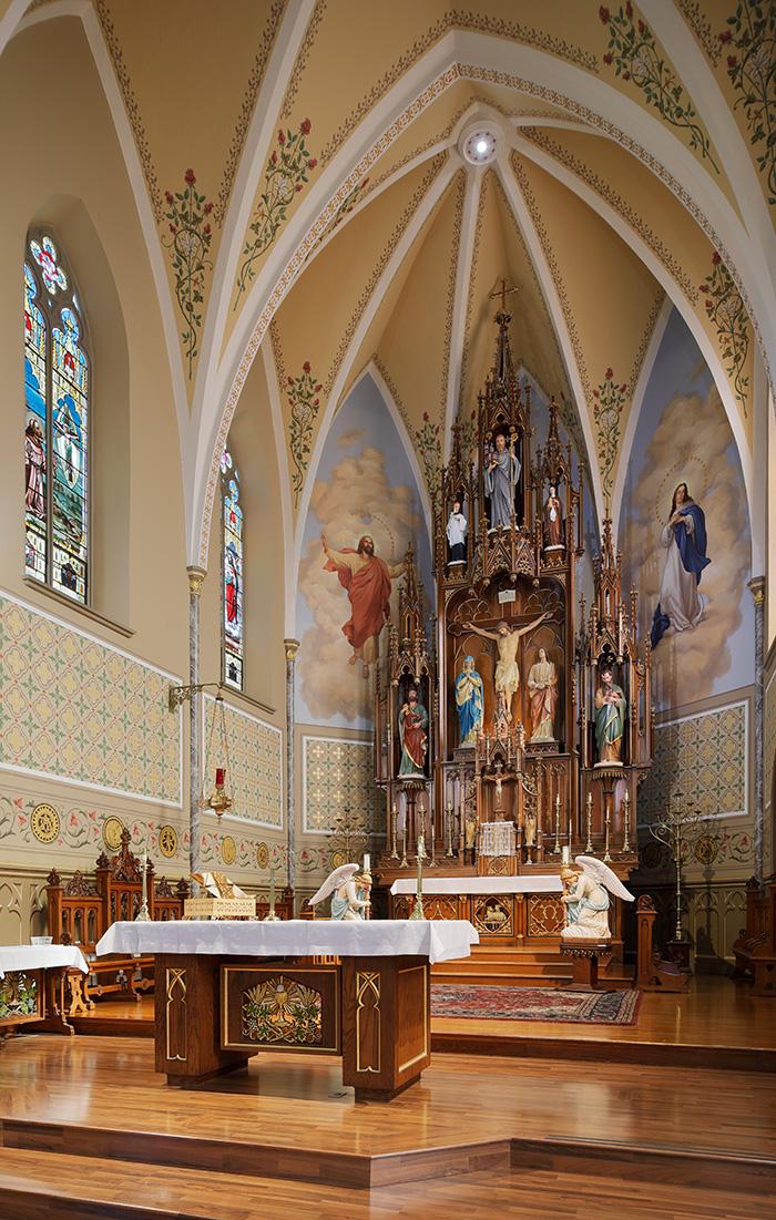 St. Columban Parish