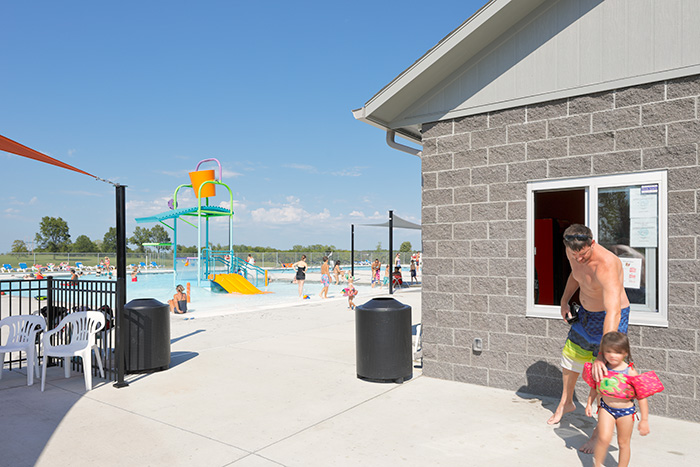 Oak Grove Aquatic Center